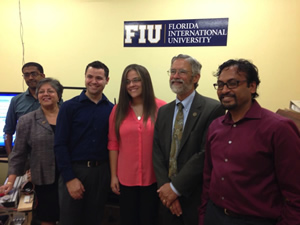 Meeting Dr. John Holdren